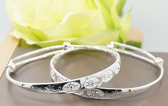 серебряные браслеты фото