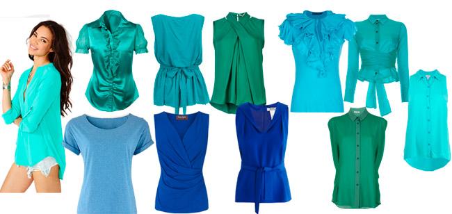 Модная блузка своими руками