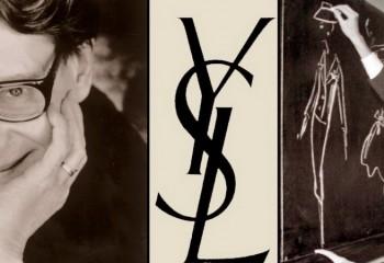 История происхождения бренда и дома моды Ив-Сен Лоран. Видео