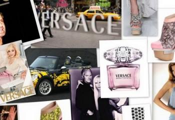 История бренда Версаче (Versage)