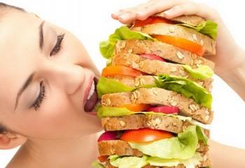 Как победить чувство голода или как перестать много жрать)))