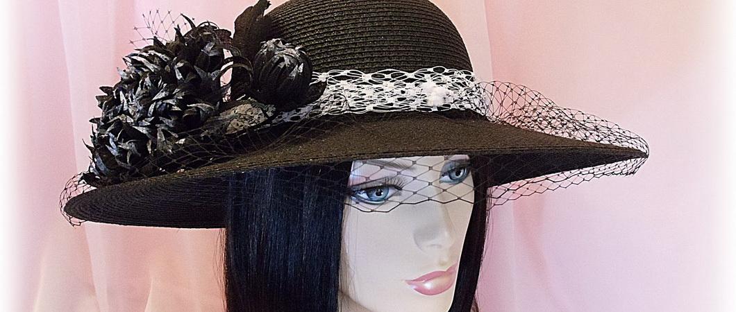 Пляжная шляпка своими руками мастер класс 62