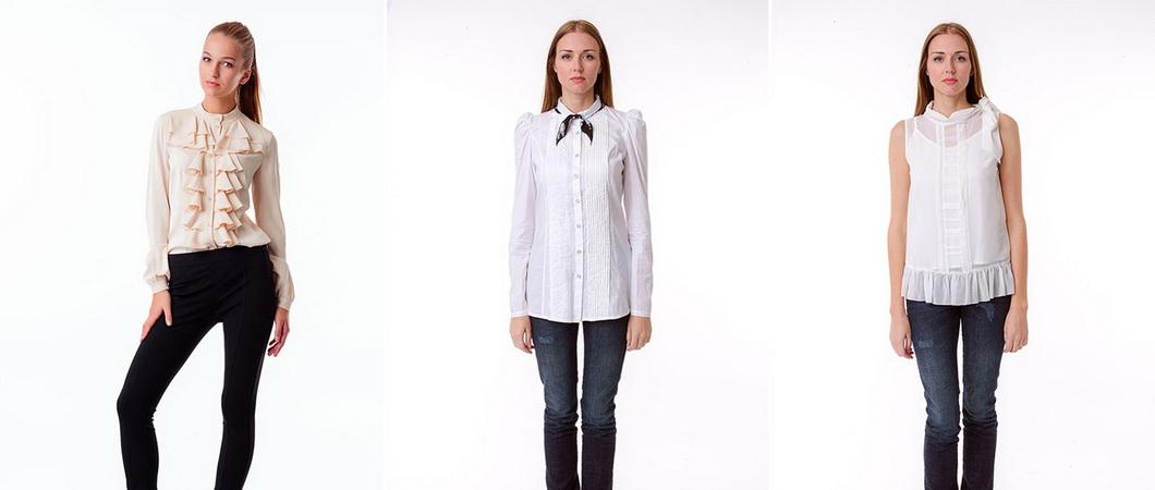 Мода блузки 2015 доставка