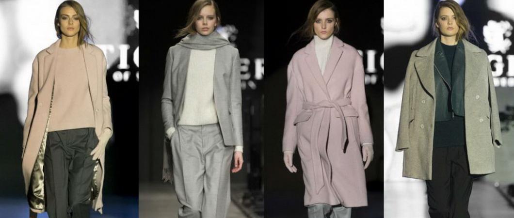 Модные пальто 2018. Фото