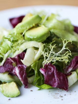 рецепты овощных салатов для похудения с фото