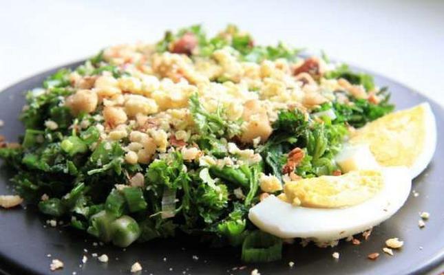 Диетические салаты для похудения рецепты с фото