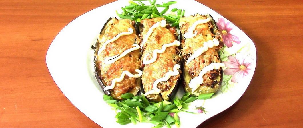рецепт закуски мужской из кабачков и баклажанов
