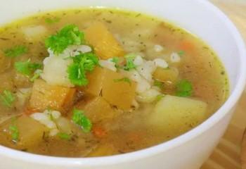 Диетические первые блюда: рецепты супов для похудения