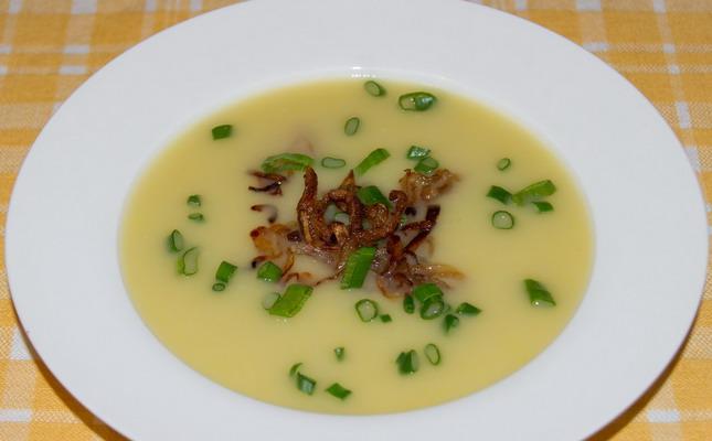 Суп пюре из овощей для похудения