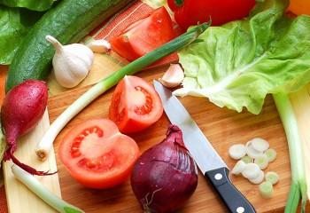 Фруктово овощная диета для очищения