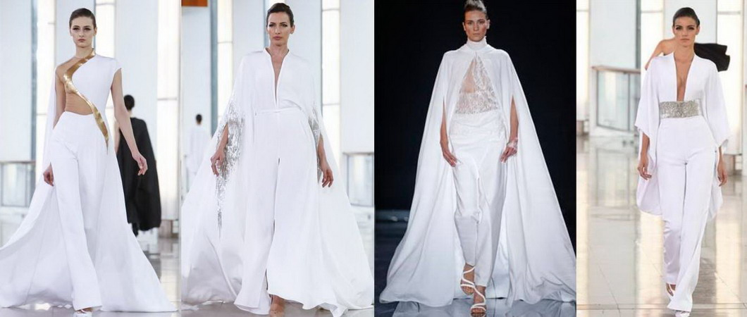 Свадебные костюмы в русских традициях и стиле кэжуал