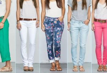 Что носить под джинсы: правила составления ансамблей