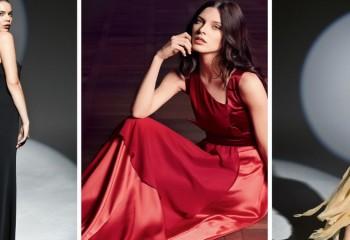 Красивые модные платья: актуальные фасоны, цвета, ткани