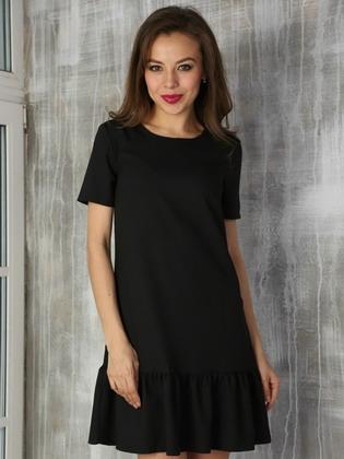 фото красивые чёрные платья