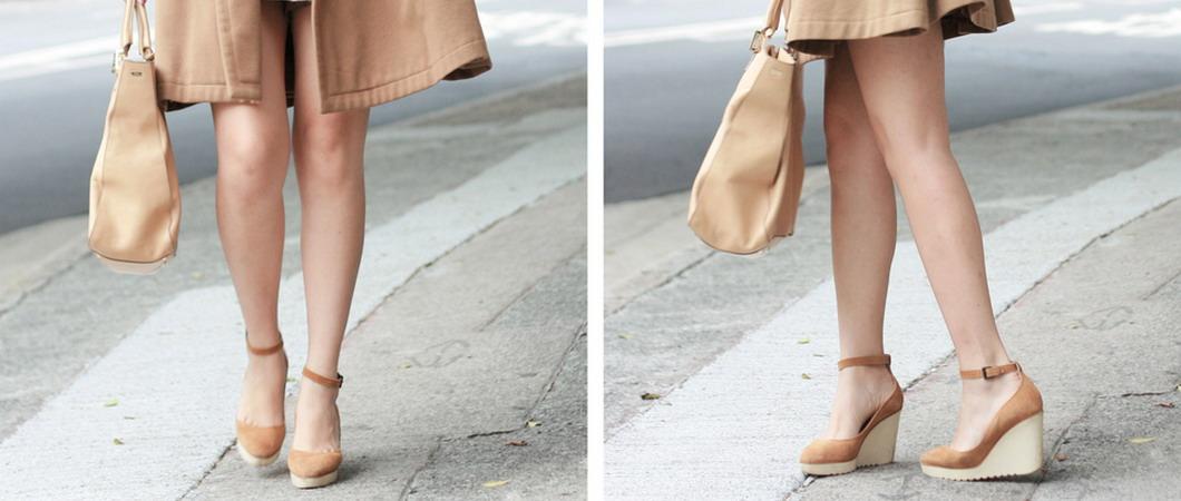 25bc77b46 Модная обувь на платформе-2019, фото туфель, босоножек, кроссовок ...