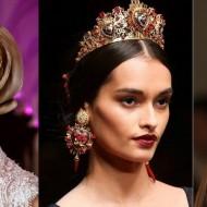 Модные серьги-2017: тенденции стильных образов