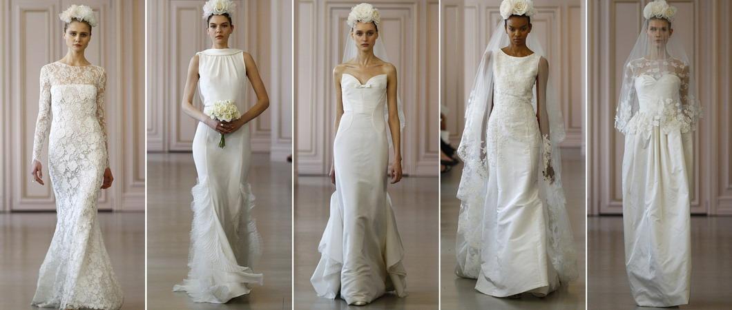 Свадебная мода 2020 года