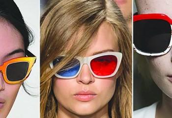 Солнцезащитные очки в коллекциях женской моды-2017
