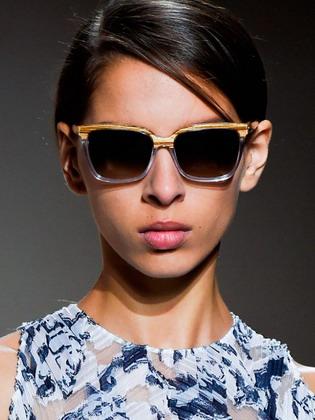 Как подобрать солнцезащитные очки к лица