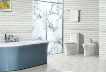 Интерьер ванной комнаты с душевой кабиной: модные тенденции