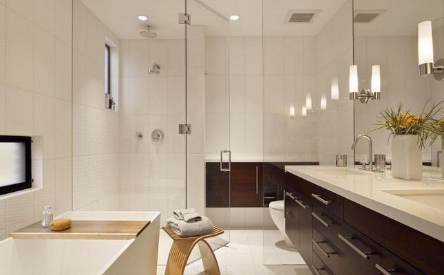 сакс в ванной фото