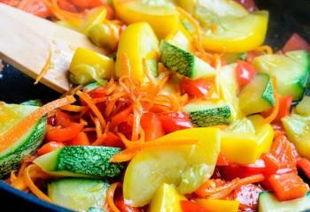 Вкусные тушеные овощи: рецепты для мультиварки