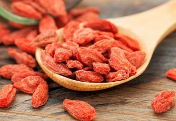 Рецепы из ягод годжи
