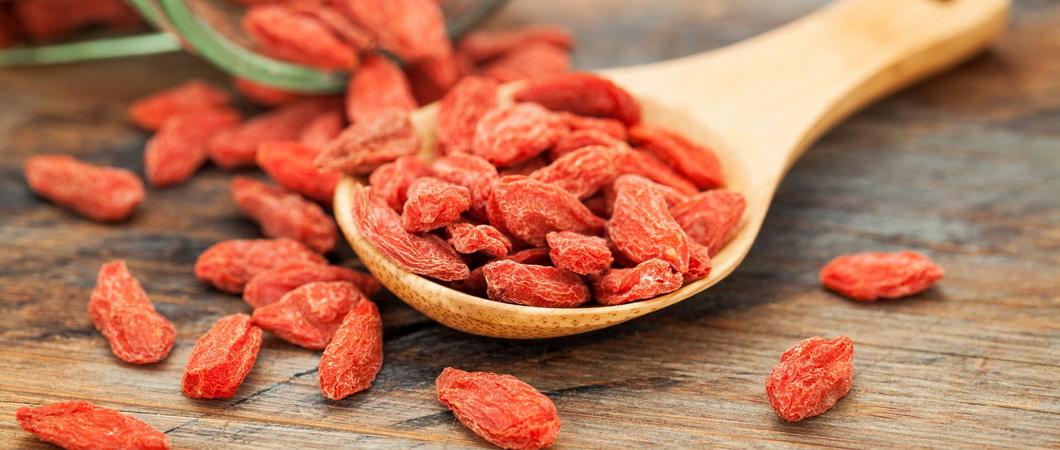 Как похудеть с ягодами годжи рецепт