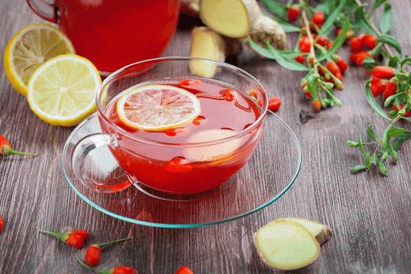 ягоды годжи рецепт чая-хв3