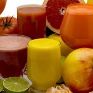 Рецепты соков для похудения