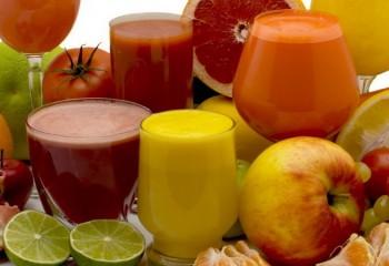 Рецепты соков для похудения из фруктов, овощей и растений