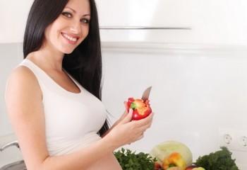 Диета во время беременности: меню для 1, 2 и 3 триместра
