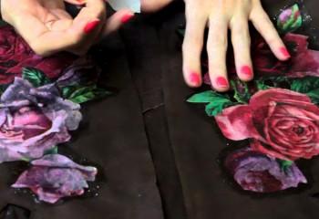 Декоративный декупаж на коже и кожзаме: мастер-классы