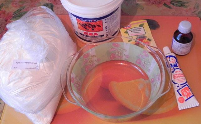 0702-02 Холодный фарфор своими руками: рецепт, инструменты, окрашивание