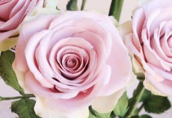 Как сделать розу из полимерной глины: мастер-класс с видео