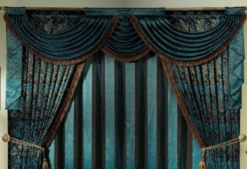 Шитье штор своими руками: пошаговая инструкция