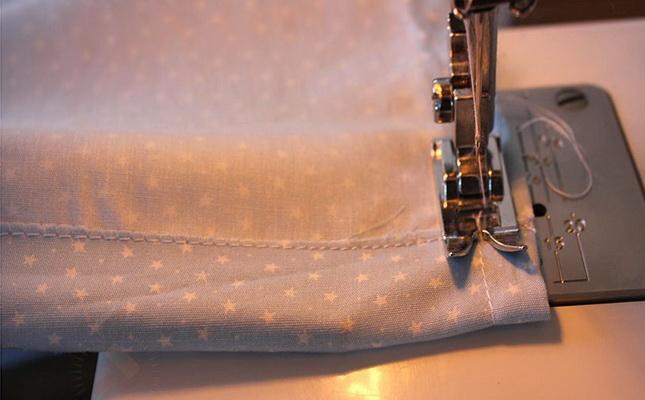 Пошаговая инструкцию по шитью