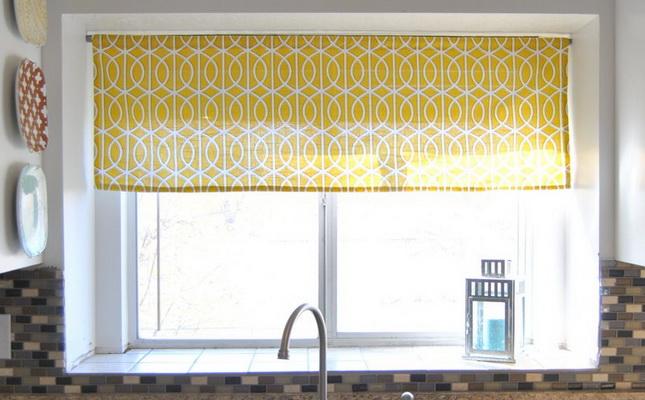 Как пошить шторы самой в домашних условиях