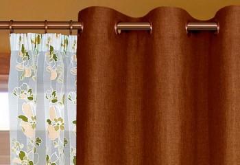 Как правильно сделать шторы на люверсах своими руками