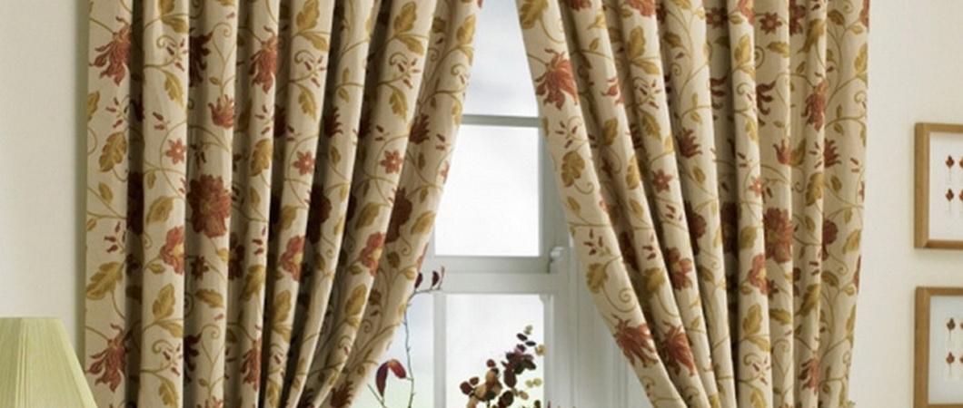 Как сшить комбинированные шторы своими руками 887