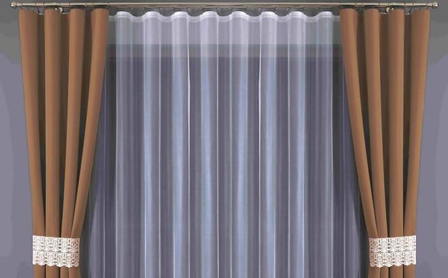 3103-02 Шьем шторы в зал своими руками: пошаговая инструкция (9 фото)