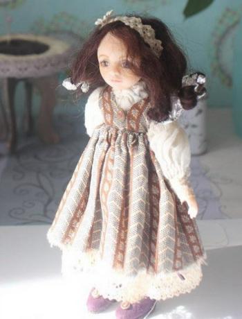 0407h-32 Шарнирная кукла своими руками из холодного фарфора, полимерной глины, запекаемого пластика, папье-маше. Как сделать куклу своими руками из холодного фарфора в домашних условиях