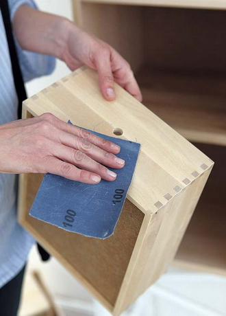 Декупаж мебели. Как сделать декупаж мебели — Строим сами