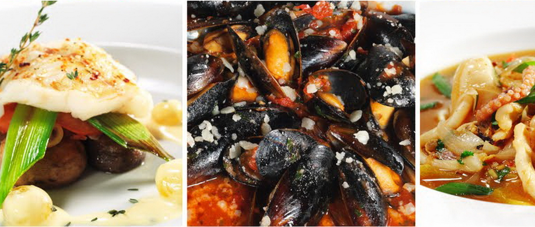 Рецепты закусок из морепродуктов