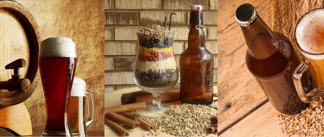 Рецепты приготовления домашнего пива из солода