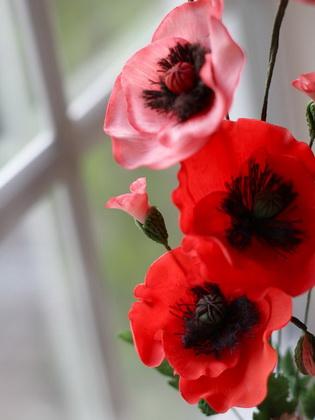 Восточные цветки