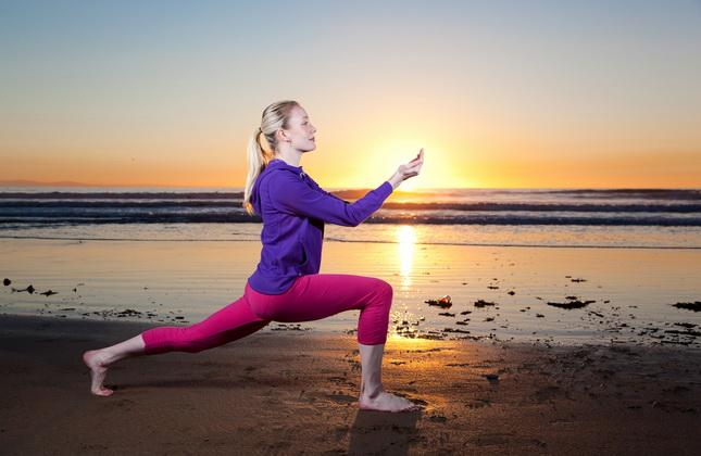 Как сделать фигуру идеальной за месяц в домашних упражнениях: упражнения и здоровое питание