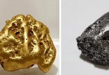 Пробы благородных металлов