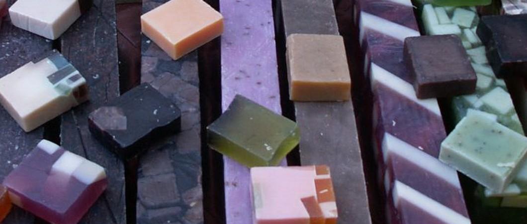 Основные характеристики кускового мыла