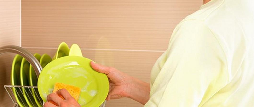 Домашние средства для стирки и мытья посуды